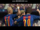 PES 2017 Goal by Messi
