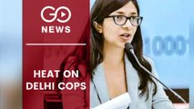 DCW Notice To Police On Acid Attack Victim's Complaint