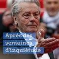 La famille d'Alain Delon donne des nouvelles de l'acteur victime d'un AVC