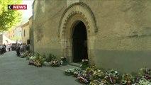 Émotion et recueillement aux obsèques du maire de Signes