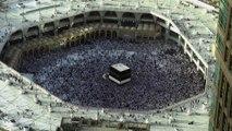 Des milliers de musulmans se rendent à la Mecque pour pèlerinage annuel