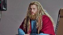 Vengadores Endgame - Vídeo exclusivo sobre el nuevo aspecto de Thor