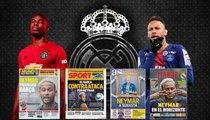 يورو بيبرز: ريال مدريد يتجاهل بوغبا ويدخل مع برشلونة في حرب توقيع نيمار
