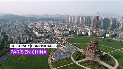 Cultura y curiosidades: París en China