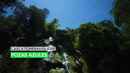 Cascate meravigliose: Pozas Azules
