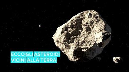 Ecco i 6 asteroidi che passeranno vicino alla Terra in questo mese