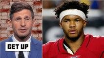 Kyler Murray looked comfortable in Cardinals debut – Dan Orlovsky - Get Up