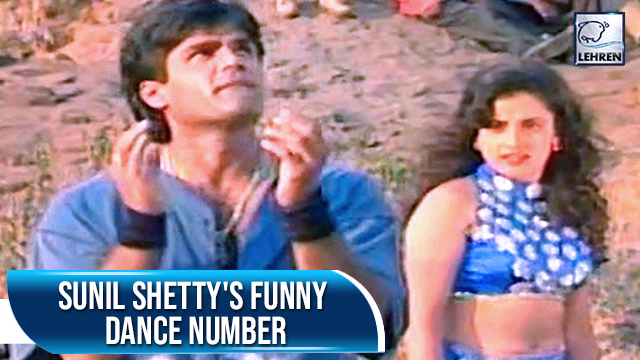 Suniel Shetty's Dance Video From The Movie Shastra