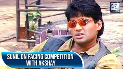 Suniel Shetty On His Comparison With Akshay Kumar | Flashback Video