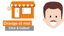 Orange et moi - Retrait Express en Boutique