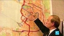 Poutine, 20 ans au pouvoir : L'agent du KGB devenu président tout-puissant