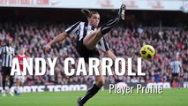Andy Carroll profile