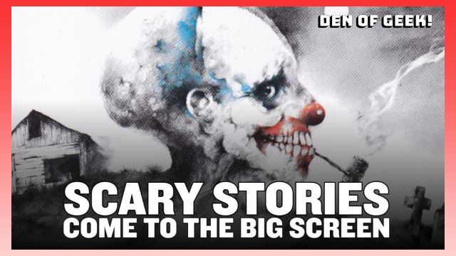 Scary Stories to Tell in the Dark - Guillermo del Toro and André Øvredal Interview