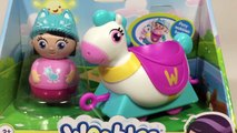 Weebles Wendy and Wobbly Horse - Unboxing Demo Review