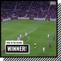 Le coup franc de Leo Messi contre Liverpool élu but de la saison par l'UEFA
