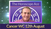 Cancer Weekly Astrology Horoscope 12th August 2019