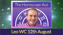 Leo Weekly Astrology Horoscope 12th August 2019