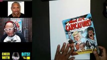 How To Draw A Caricature Dwayne Johnson The Rock