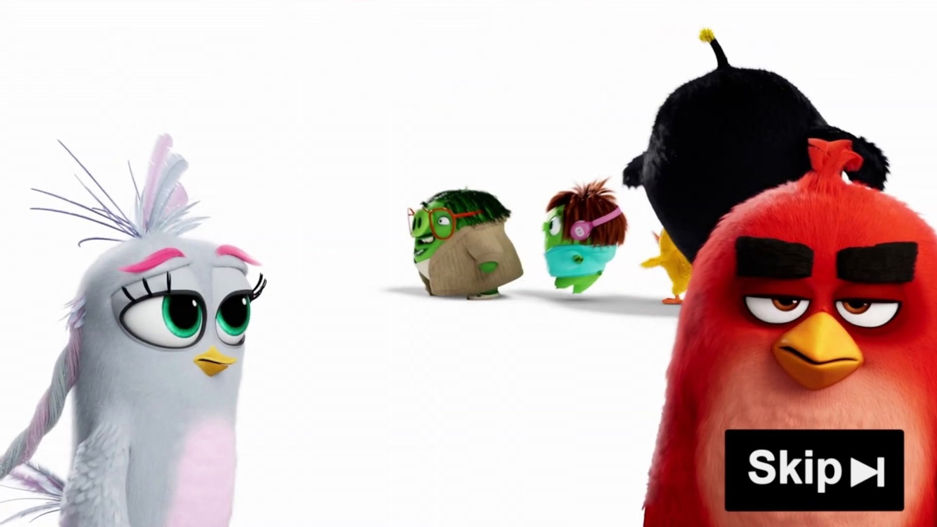 The Angry Birds Movie 2 Skip Button Spot Video Dailymotion
