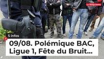 Le Tour de Bretagne en 5 infos - 09/08/19