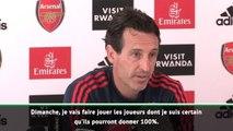 Arsenal - Emery fait le point pour Lacazette et Pépé