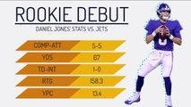 How Did Rookie Quarterbacks Perform in Preseason Debuts?