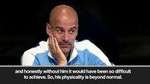 (Subtitled) 'Walker needs competition' Guardiola