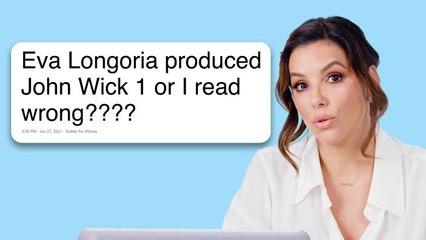 Eva Longoria Goes Undercover on Reddit, YouTube and Twitter