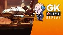 GK Live Replay - Deux heures sur Rebel Galaxy Outlaw avec Gautoz le cowboy de l'espace