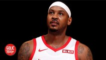 Carmelo Anthony's request to play for Team USA denied - Golic and Wingo