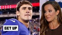Daniel Jones impressive in Giants debut, still Eli Manning's job – Dianna Russini - Get Up