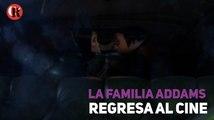 La familia Addams regresa al cine