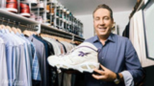 Oscar-Nominated Producer David Friendly's Adidas Superstars,  Jordan 1 Retro Bred and More   Sneakerheads