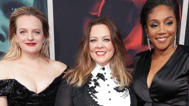 How 'The Kitchen' Stars Melissa McCarthy and Elisabeth Moss Have Taken Charge of Their Careers