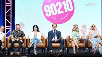 These are the richest 90210 stars