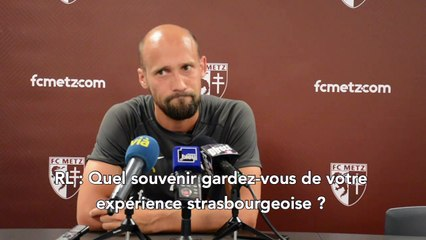"Renaud Cohade : ""Apporter mon expérience"""