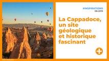 La Cappadoce, un site géologique et historique fascinant