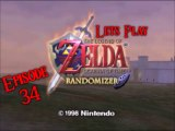 Lets Play - Legend of Zelda - Ocarina of Time Randomizer - Episode 34 - Spirit Temple - Adult Link