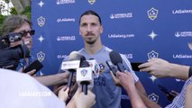 Zlatan Ibrahimovic slams MLS playoff system and referees, talks Cristian Pavon