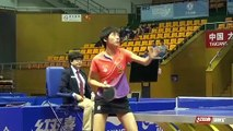 Miwa Harimoto vs Chen Yi   2019 China Junior & Cadet Open (CGS Final)