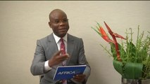 "LE TALK - Congo : JOE WASHINGTON EBINA, Président de la ""Fondation Ebina"" (2/2)"