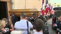 """""""On a tous été victimes de ce type de comportement"""" : la colère des élus aux obsèques du maire de Signes"""