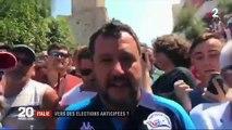 Italie : Matteo Salvini réclame de nouvelles élections après l'explosion de la coalition