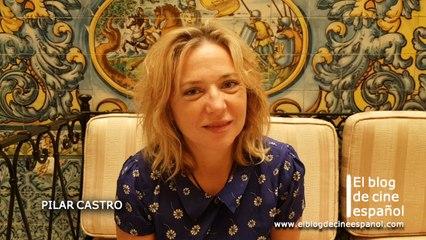 Entrevista a la actriz Pilar Castro en el Festival de Teatro Clásico de Mérida