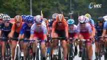 #EuroRoad19 - Highlights Road Races Women Junior, Women U23, Men Junior