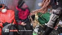 Mont-Blanc : des gendarmes pour lutter contre la surpopulation
