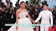 Priyanka Chopra just shared never-before-seen photos of her Sophie Turner and Joe Jonas wedding look