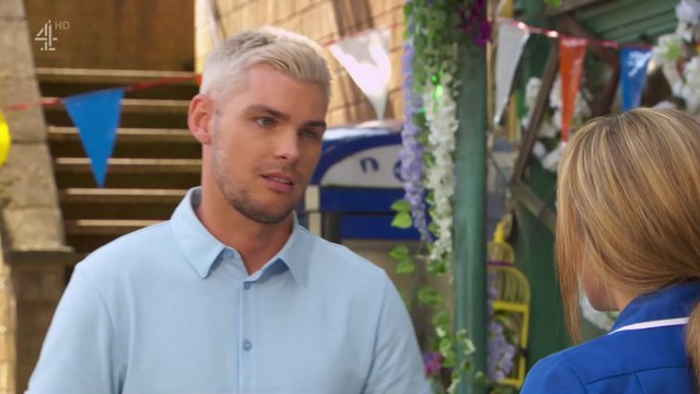 Hollyoaks 9th August 2019 Part  2