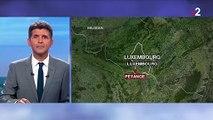 Une tornade s'abat sur une ville à la frontière franco-luxembourgeoise