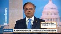 India's Kashmir Move Is a Serious Escalation, Pakistani Amb. Khan Says